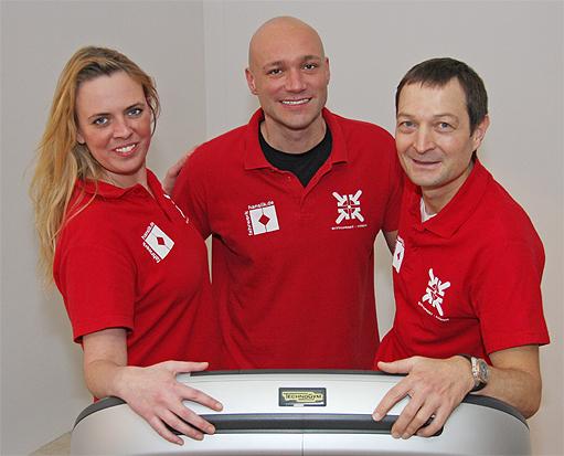 Mittelpunkt Fitness Team